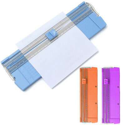 🔥 A4 Paper Trimmer Cutter Rotary Blade Guillotine Craft Tool With Blade Guard