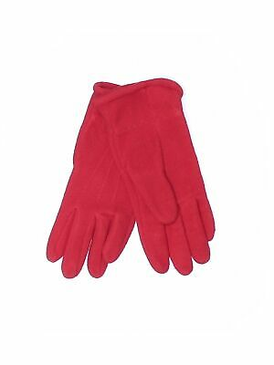 Assorted Brands Women Red Gloves One Size