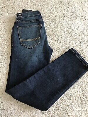 Abercrombie A&F Boys Super Skinny Jeans Age 8 New