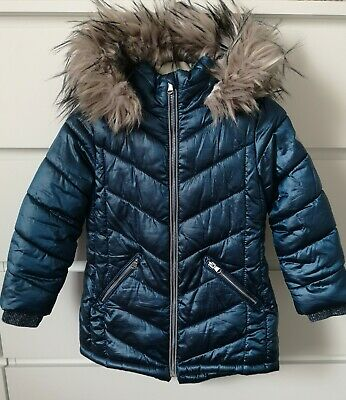 NEXT___jacket coat girl age 4 yrs VGC