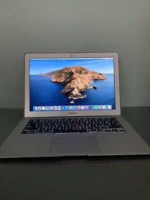 """Apple MacBook Air 13.3"""" (March, 2015, Silver). 256 GB (Comes with charger)"""