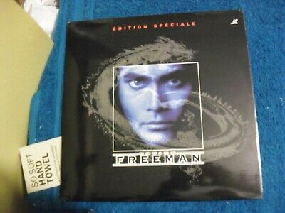 "Laser Disc "" Crying Freeman Edition Speciale"" Stars Mark Dacascos & Julie Condra"