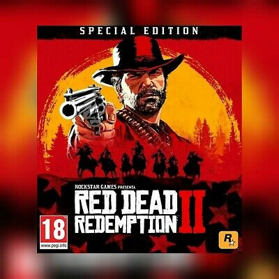 Red Dead Redemption 2 Ps4 SPECIAL EDITION (Digitale)