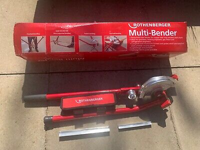 Rothenberger 80280 15-22 mm Pipe Multi Bender Tool