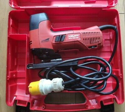 Hilti WSJ 850 EB Jigsaw, 110V INCLUDING CASE