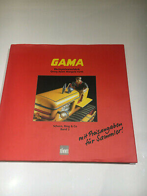Gama Sammlerkatalog Band 2 Top
