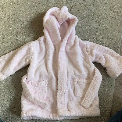 Baby The Little White Company Dressing Gown 0-6 Months