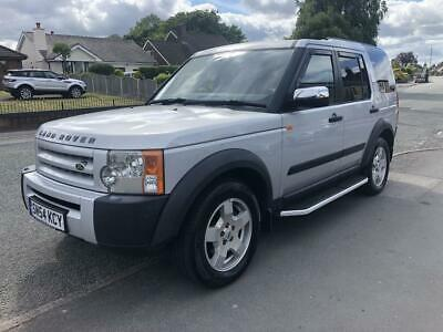2005 (54) Land Rover Discovery 2.7 3 Tdv6 S 5Dr Automatic