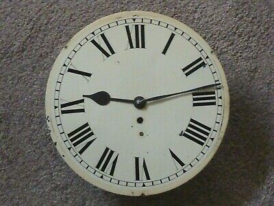 Library/School Clock Movement In Torquay For Spares Or Repair
