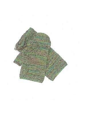 Assorted Brands Women Green Mittens One Size