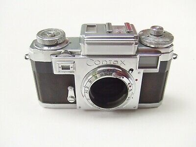 ZEISS IKON CONTAX 111a COLOUR DIAL RANGEFINDER BODY