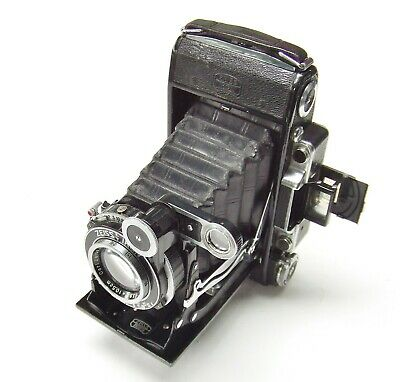 ZEISS IKON SUPER IKONTA , 531/2 FITTED ZEISS f3.8 10.5cm TESSAR LENS