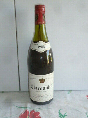 Vin Chiroubles 1988