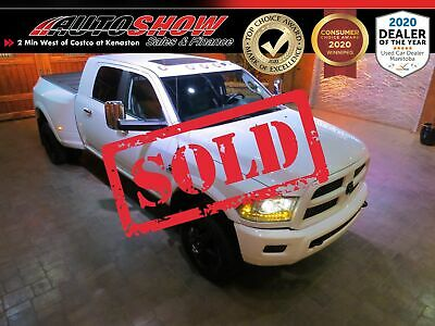 2015 Ram 3500 Dually Laramie Sport - Huge Mega Cab Cummins!!! 2015 Ram 3500 for sale!