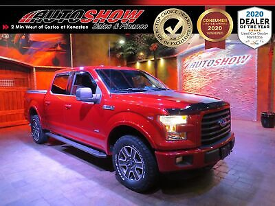 2015 Ford F-150 FX4 Crew - Htd Seats, Nav, KO2s, Tow Pkg!! 2015 Ford F-150 for sale!