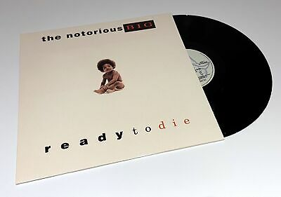 The Notorious B.I.G ‎– Ready To Die Vinyl LP (New 180 GM)