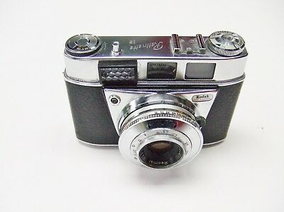 Kodak Retinette 1B Camera. + Case