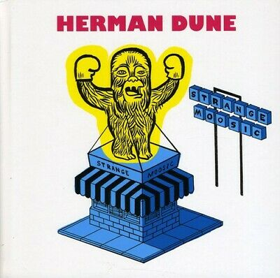 Herman Dune : Strange Moosic CD and Book Version CD Expertly Refurbished Product