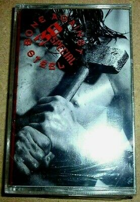 38 Special - Bone Against Steel / MC / 1991 / OVP Sealed / USA / Cassette Tape