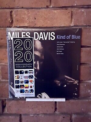 Miles Davis: Kind Of Blue (Blue Vinyl)