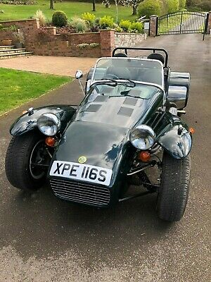 Lotus Seven by Caterham