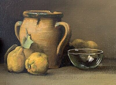 New Oil Painting On Canvas Realism Impressionism Still Life