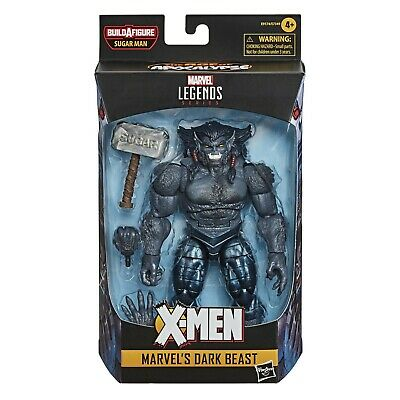 Marvel Legends X-Men Age of Apocalypse Wave 1 - Dark Beast (Sugar Man BAF)