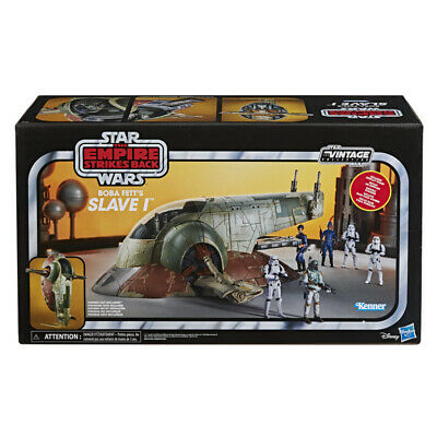 Star Wars The Vintage Collection: Slave 1 (Ep. 5  ESB 40th Anniversary) IN STOCK