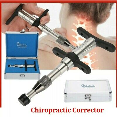 Chiropractic Adjusting Tool - Activator Adjusting Instrument - Gun Therapy- 6 Lv