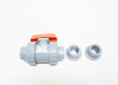 Hayward True Union Viton Manual Cpvc 1in Ball Valve