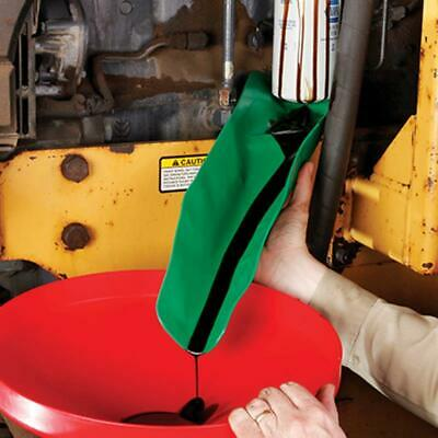 Mintiml flexible drainage tool funnel type flexible oil drain funnel tool US