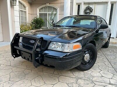 2008 Ford Crown Victoria Police Interceptor 2008 Ford Crown Victoria Police Interceptor