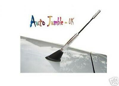 Alu Chrom Look Bee Sting Auto Antenne Earial Antenne
