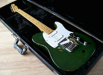 TPP Francis Rossi / Status Quo Fender Mexican 50's Telecaster Tribute - Relic