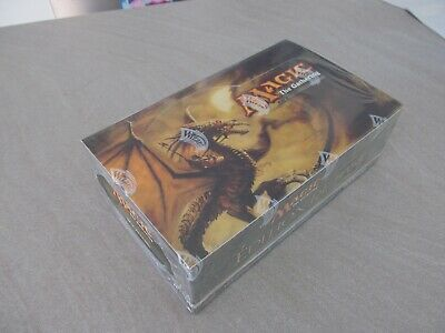 NEUF NEW carte box de 36 booster MAGIC THE GATHERING edition de base 9° edition