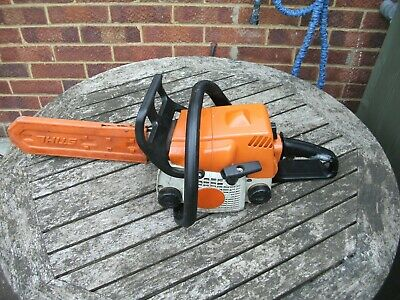 Stihl ms170 chainsaw fully rebuilt