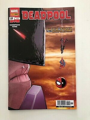 Marvel Panini Comics Deadpool 27 #146 Fumetto Italiano Nuovo