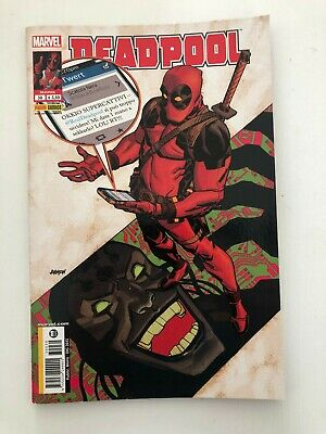 Marvel Panini Comics Deadpool #30 Fumetto Italiano Nuovo