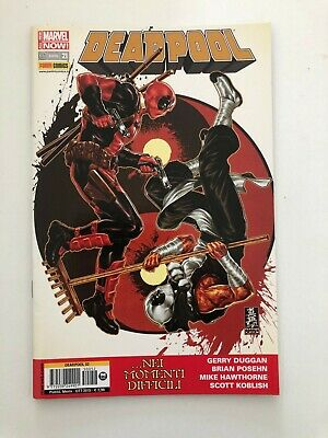 Marvel Now Panini Comics Deadpool 21 #52 Fumetto Italiano Nuovo