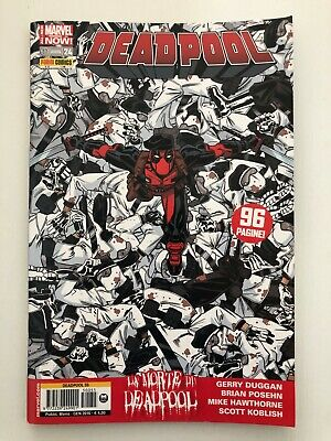 Marvel Now Panini Comics Deadpool 24 #55 Fumetto Italiano Nuovo