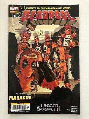 Marvel Panini Comics Deadpool 2 #61 Fumetto Italiano Nuovo