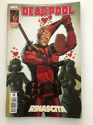 Marvel Panini Comics Deadpool 27 Fumetto Italiano Nuovo