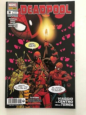 Marvel Panini Comics Deadpool 18 #137 Fumetto Italiano Nuovo