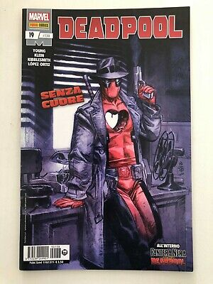 Marvel Panini Comics Deadpool 19 #138 Fumetto Italiano Nuovo