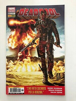 Marvel Now Panini Comics Deadpool 22 #53 Fumetto Italiano Nuovo