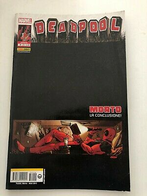 Marvel Now Panini Comics Deadpool 26 Fumetto Italiano Nuovo