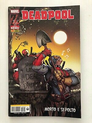 Marvel Panini Comics Deadpool 23 Fumetto Italiano Nuovo