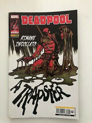 Marvel Panini Comics Deadpool 28 Fumetto Italiano Nuovo