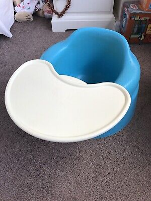 Bumbo Portable Childseat With removable table colour blue