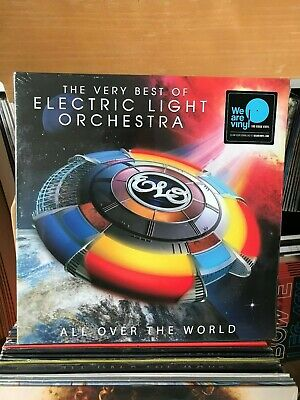 Electric Light Orchestra - All Over The World 2Lp Elo Brand New Sealed Vinyl
